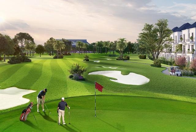 West Lakes Golf & Villas dự án BĐS khủng tại Long An