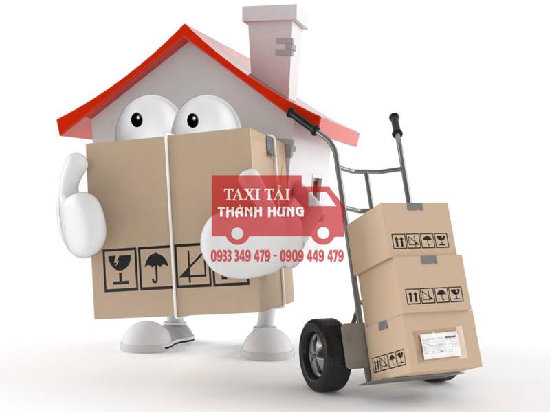 Dịch vụ chuyển nhà quận 7 trọn gói từ A-Z