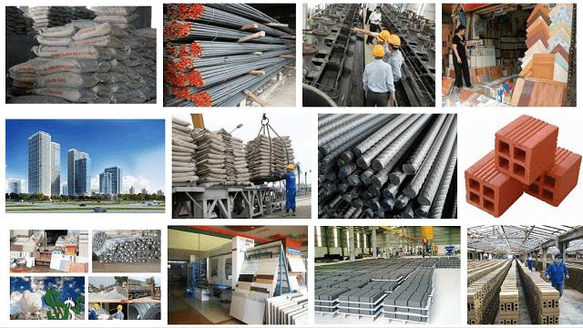 Top 10 đơn vị phân phối vật liệu xây dựng uy tín giá rẻ tại Tphcm