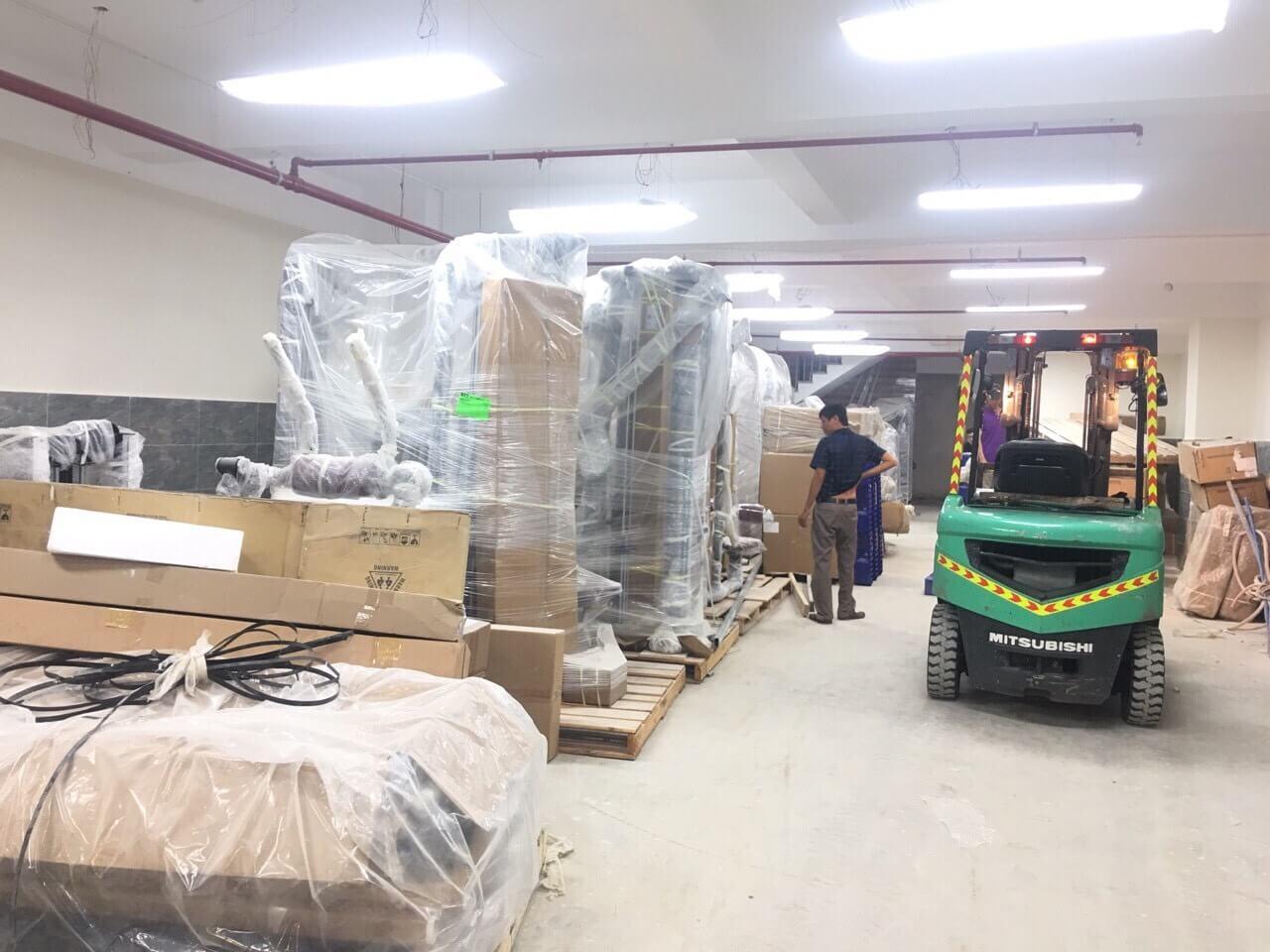 Dịch vụ chuyển kho xưởng tại Tphcm nhanh chóng, siêu tiết kiệm