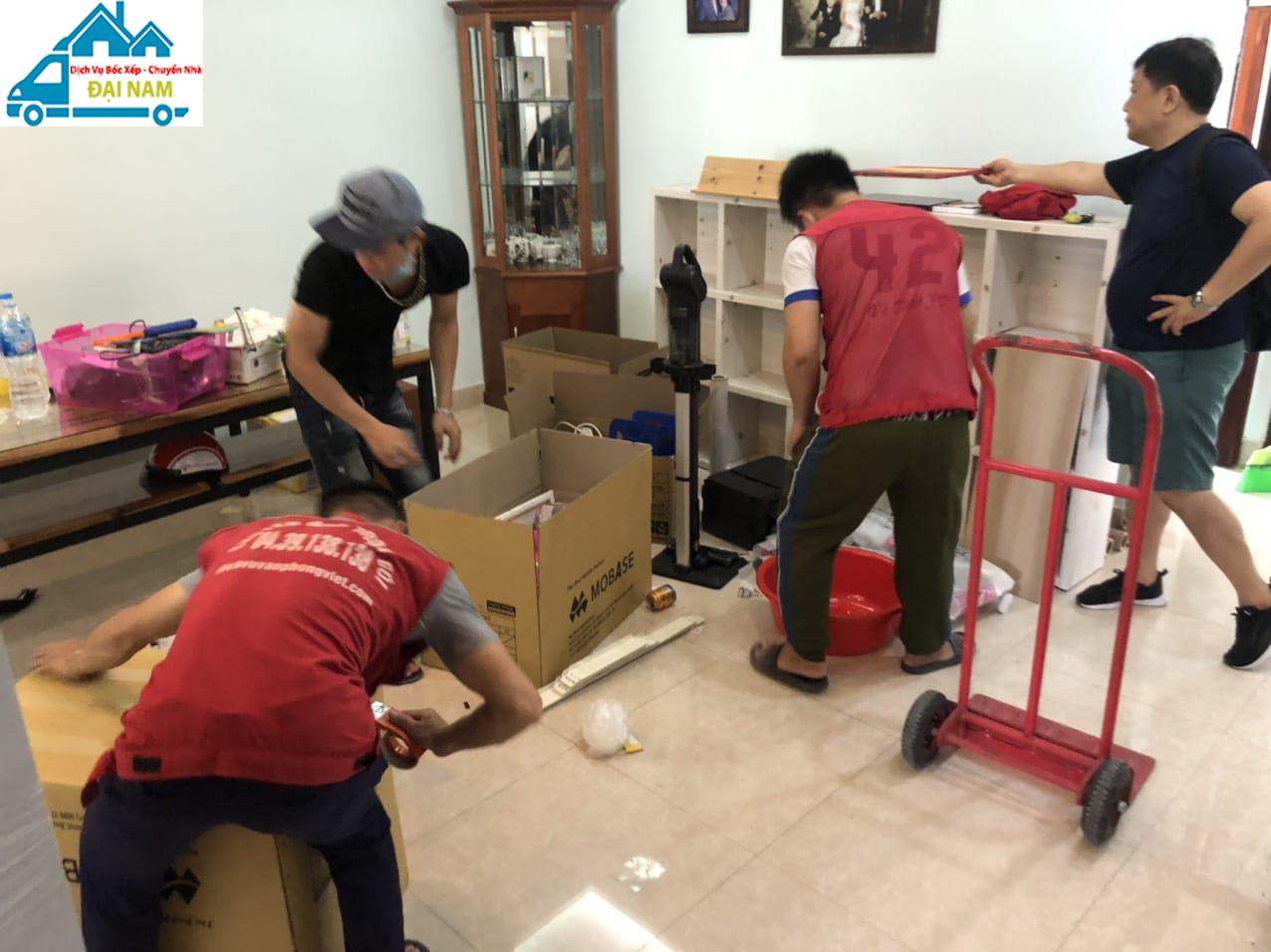 Dịch vụ chuyển nhà trọn gói tại Tphcm nhanh chóng, siêu tiết kiệm