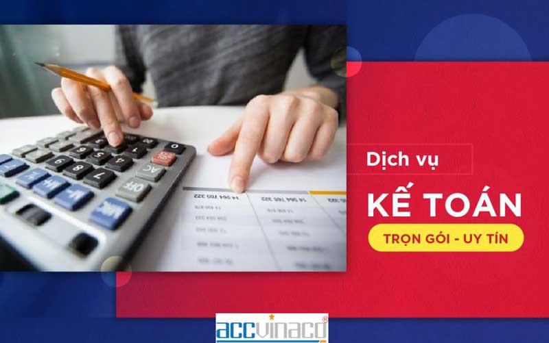 Báo giá Dịch vụ kế toán trọn gói Tphcm tháng 12 năm 2021, Dịch vụ kế toán trọn gói Tphcm