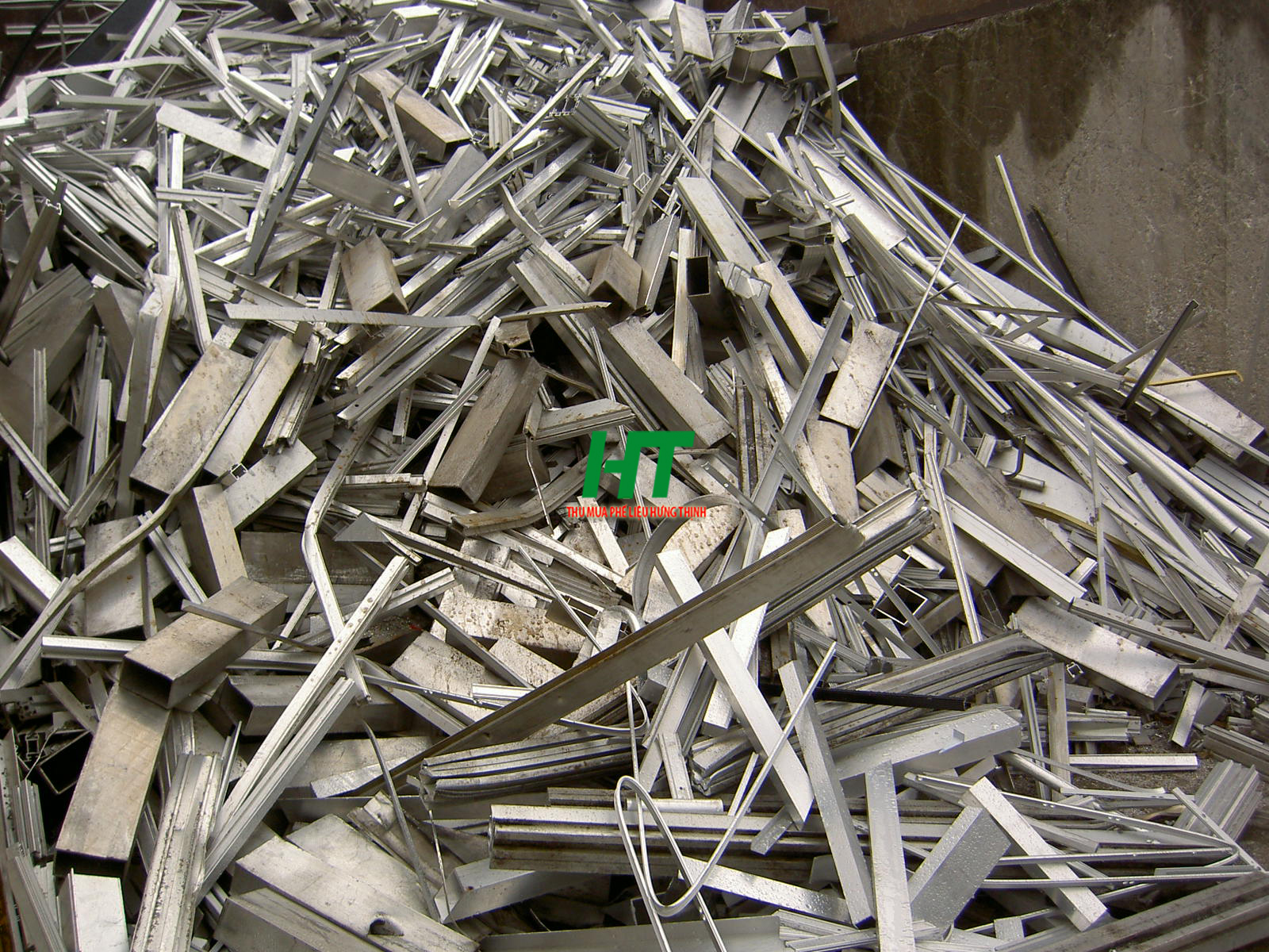 Thu mua các loại inox phế liệu giá cao toàn quốc