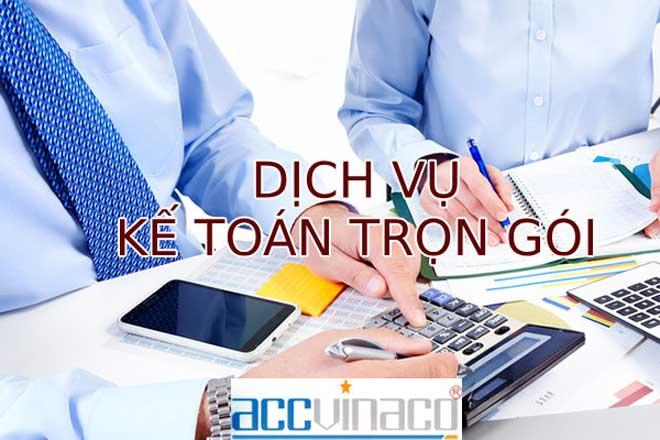 Giá Dịch vụ kế toán trọn gói Tphcm tháng 11 năm 2021