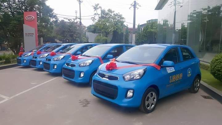 Taxi Nguyễn Gia